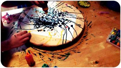Créixer creant - Àngela Bosch (Encenent la imaginació)